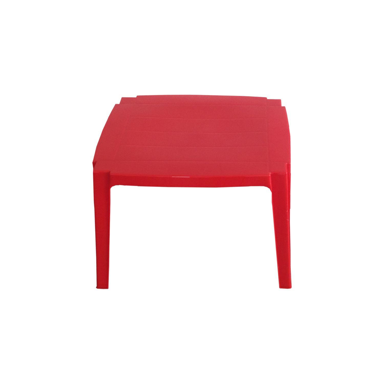 Smarshop Dětský stůl TOM 41085 červený