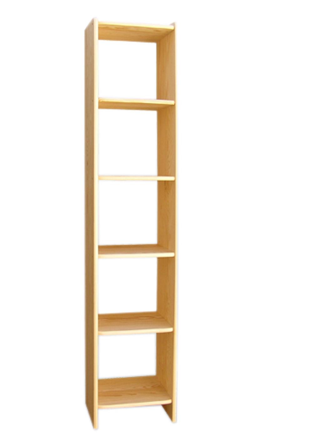 regal rg124 masiv sirka 40 cm. Black Bedroom Furniture Sets. Home Design Ideas