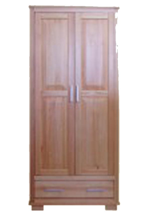 MAGNAT ALBERO skříň nr.13, masiv borovice, moření: ...