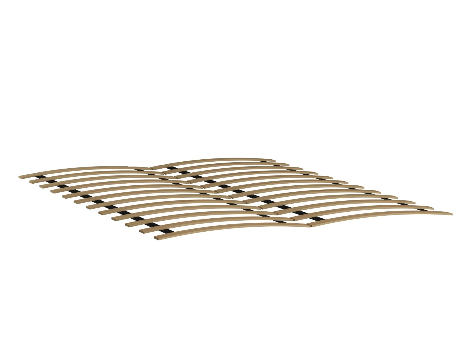 MAGNAT Rošt 160x200 cm, lamelový