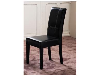 DEMEYERE GEVARA, židle, černá