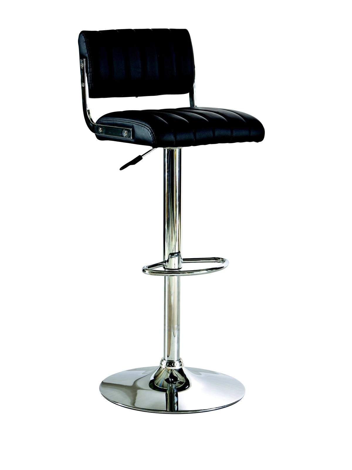 DEMEYERE JUKBOX, barová židle, černá