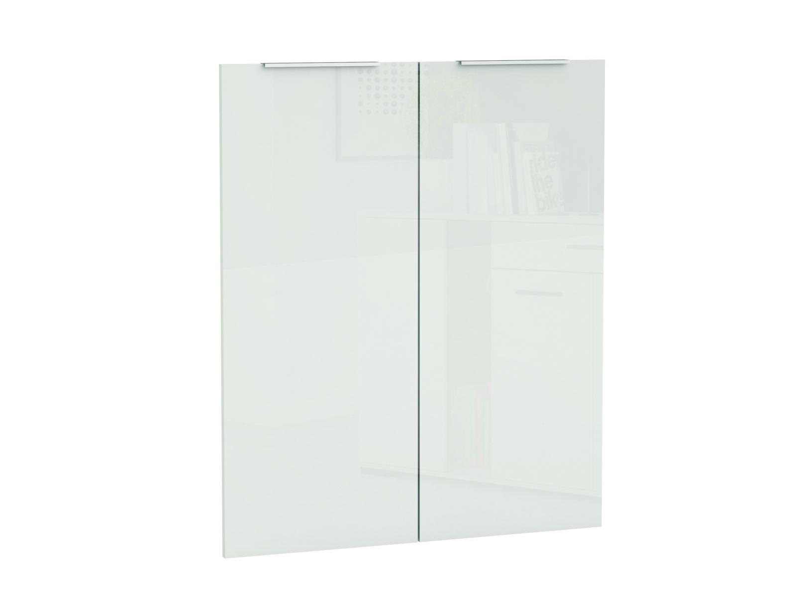 OPTIMA, dveře, bílý lesk, dveře, bílý lesk
