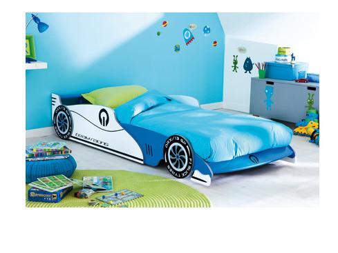 DEMEYERE GREND PRIX, postel 90x190/200 cm, modrá