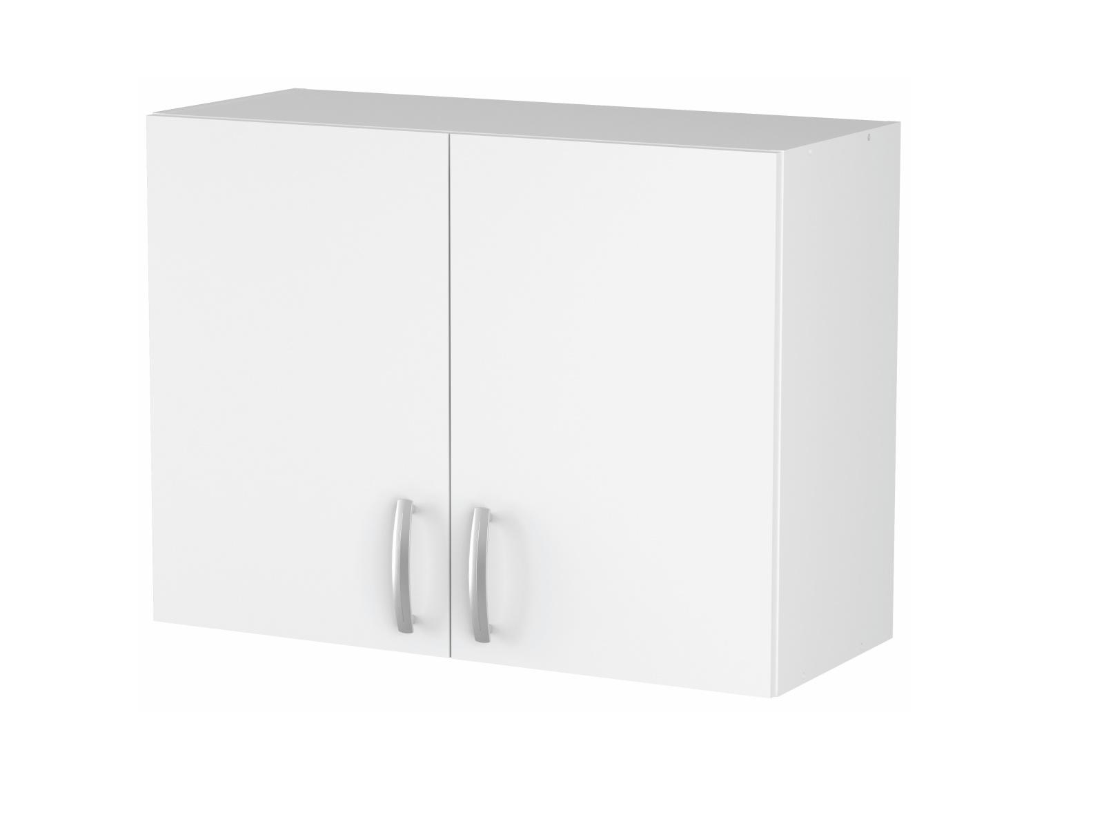 DEMEYERE NOVIA, skříňka horní 80 cm, bílá