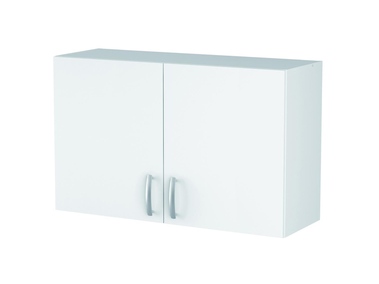 DEMEYERE NOVIA, skříňka horní 100 cm, bílá