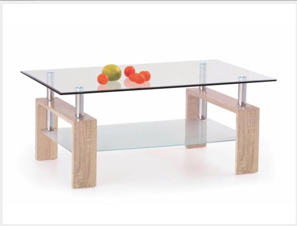 Konferenční stolek MUARI I, dub sonoma