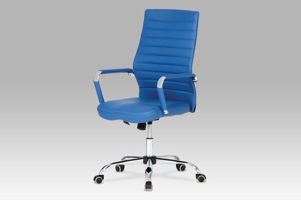 Autronic Kancelářská židle KA-Z615 BLUE