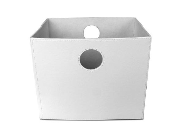 Tempo Kondela TOFI-LEXO úložný box, bílá