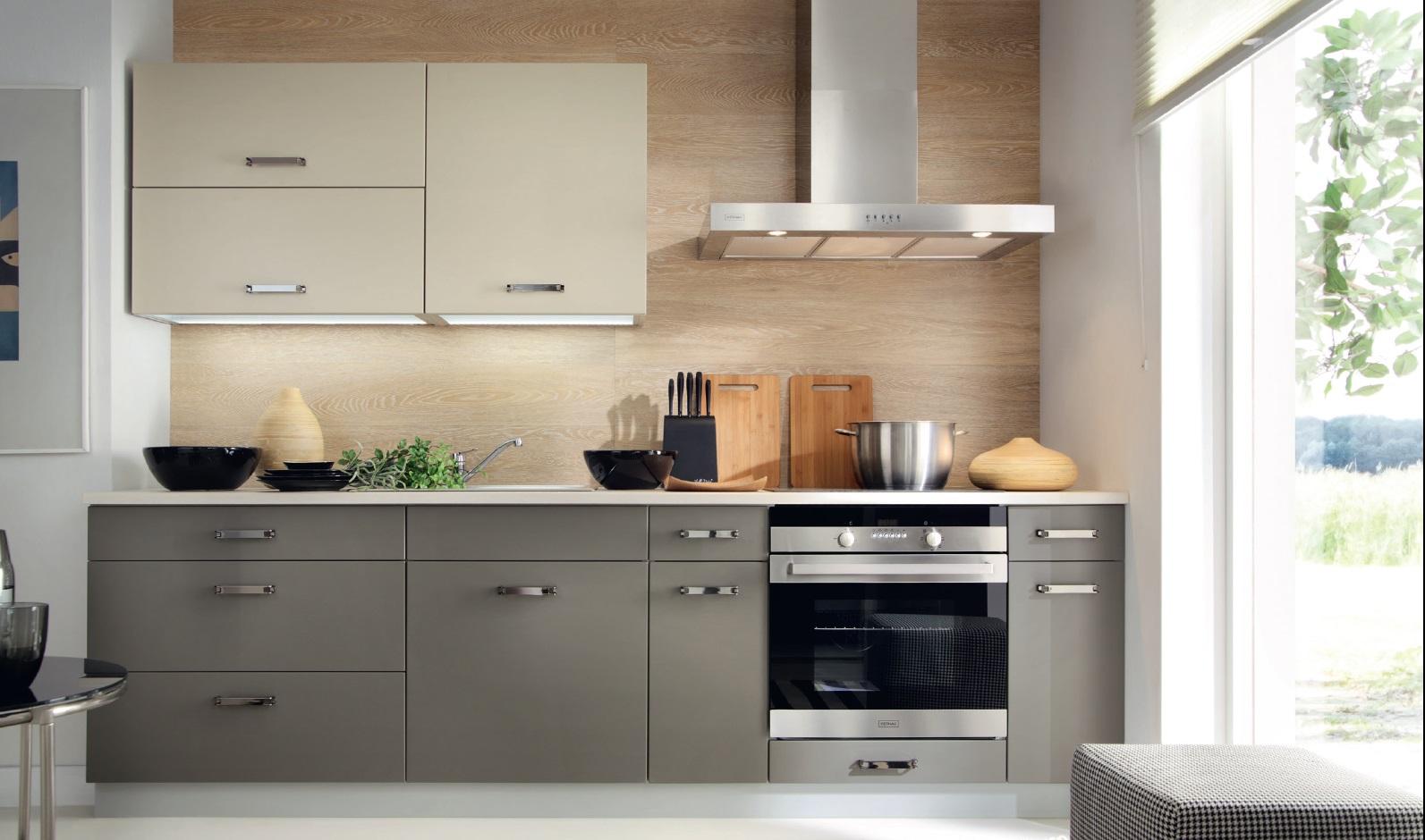 Smartshop Kuchyně TABES 2, VZOROVÁ SESTAVA, lava mat