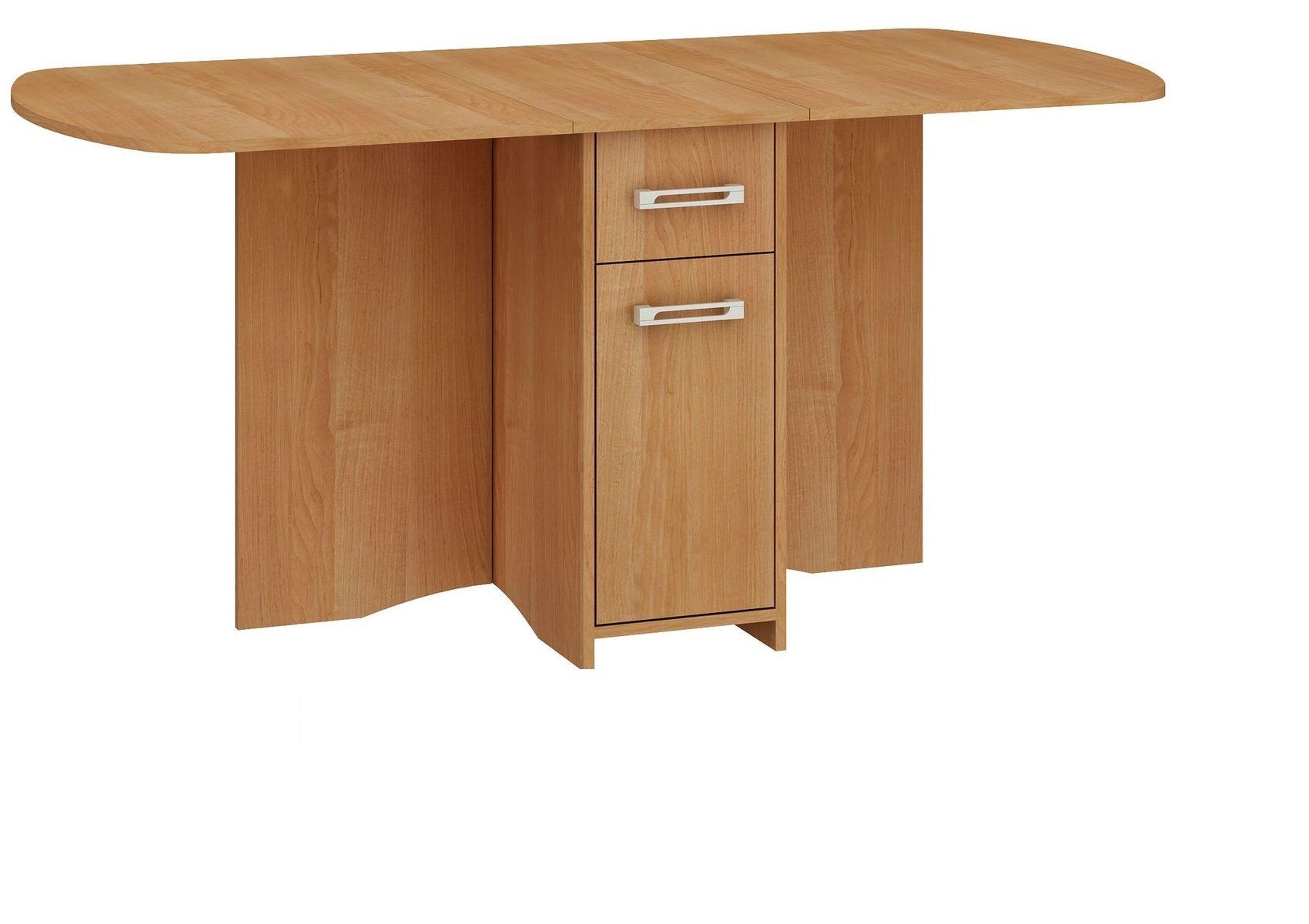 MORAVIA FLAT Skládací jídelní stůl EXPERT X, barva: