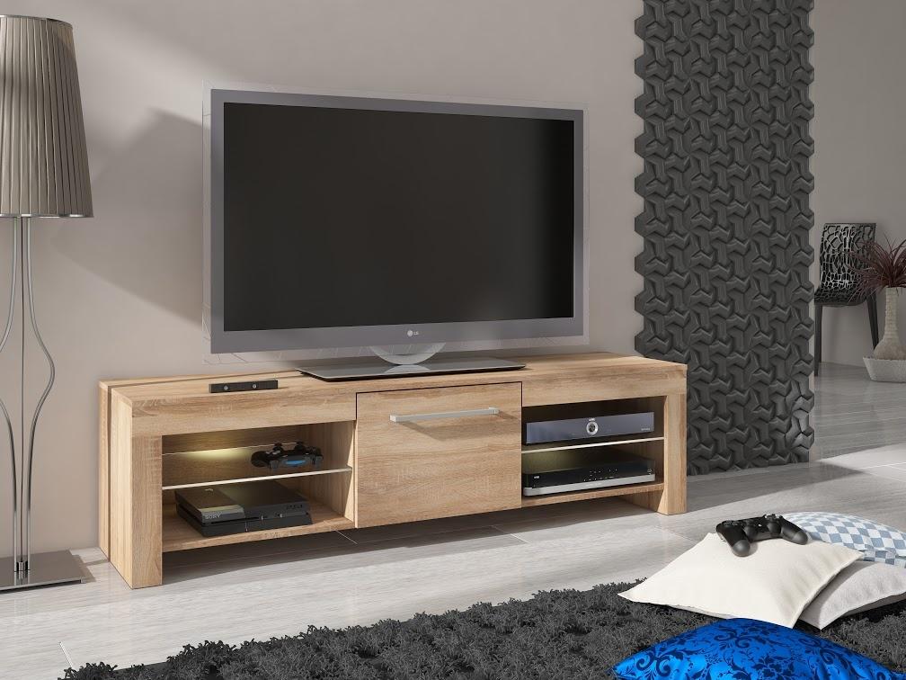 TV stolek FLEX, dub sonoma