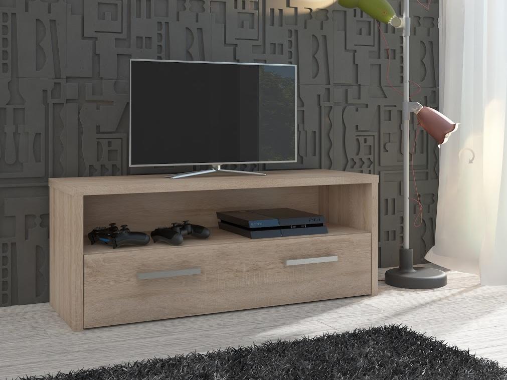 TV stolek TIRANA, dub sonoma