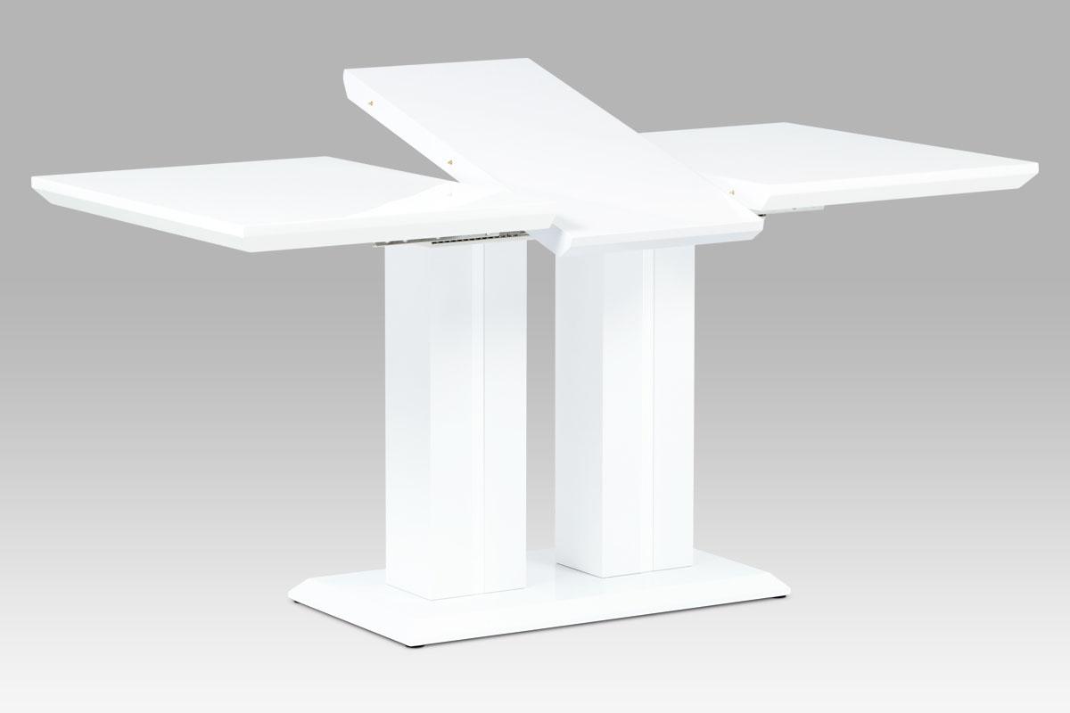 Smartshop Jídelní stůl, vysoký lesk bílý SHT-869 WT