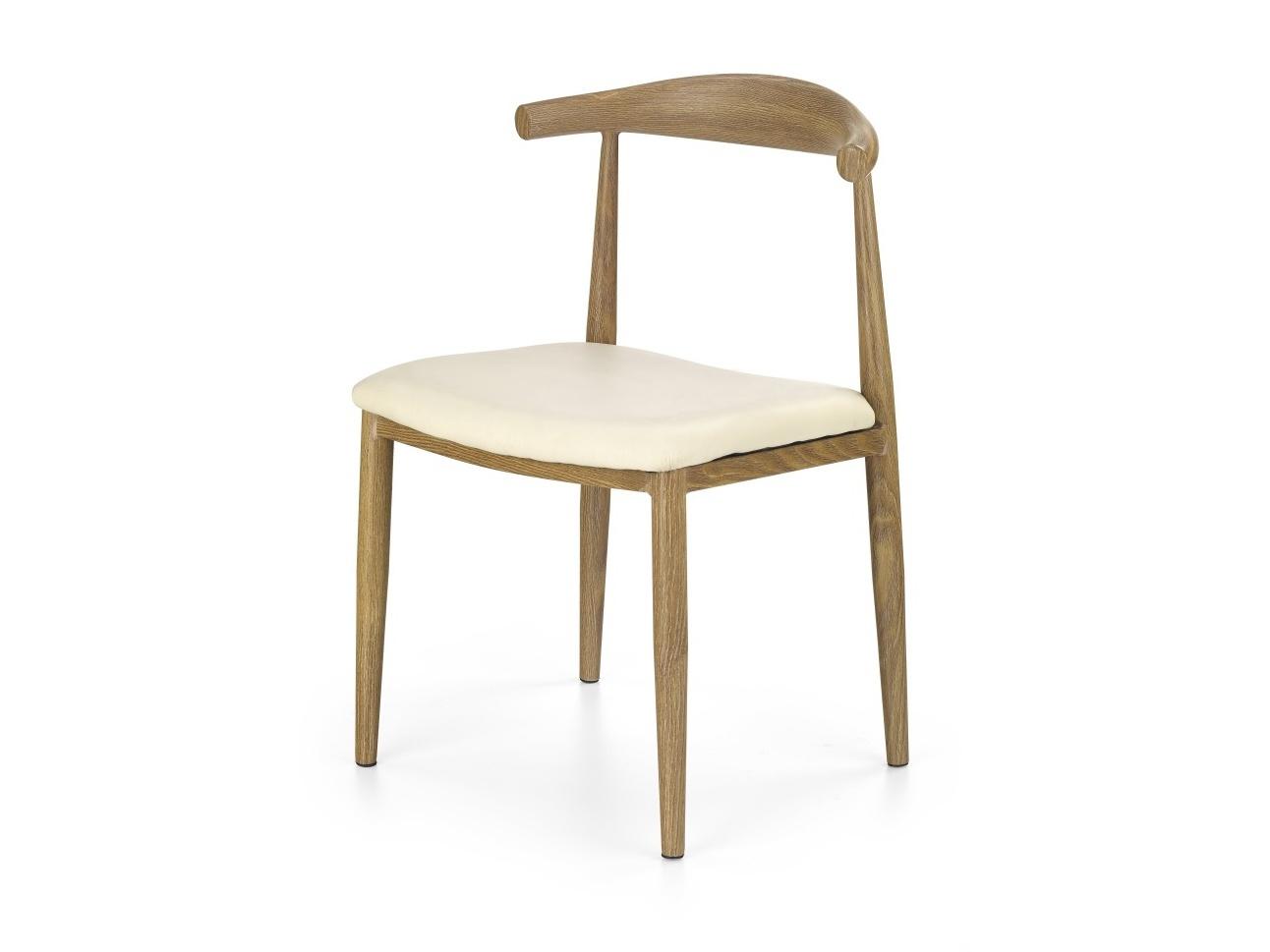 Halmar Židle K221, krémová