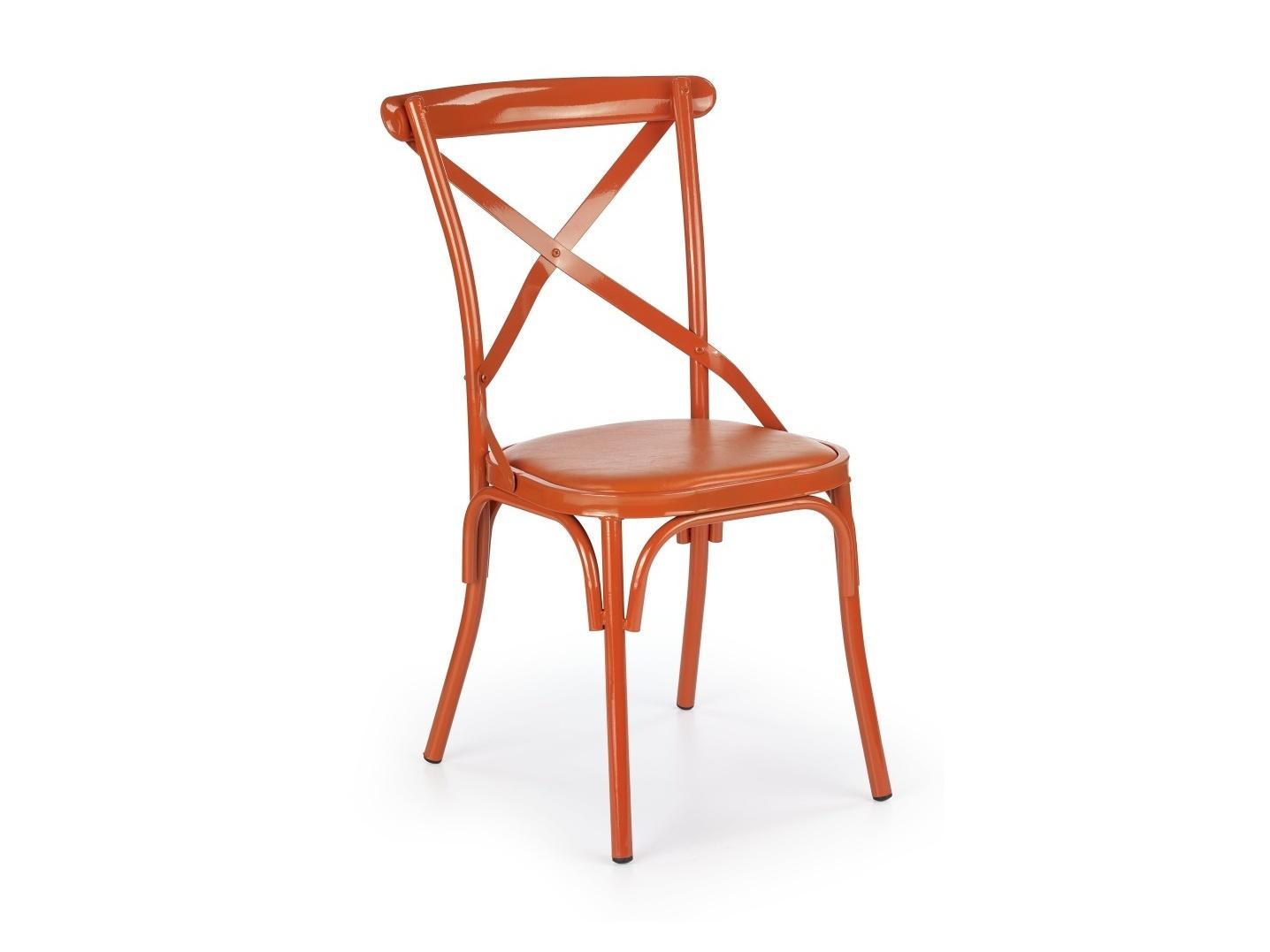 Halmar Židle K216, oranžová