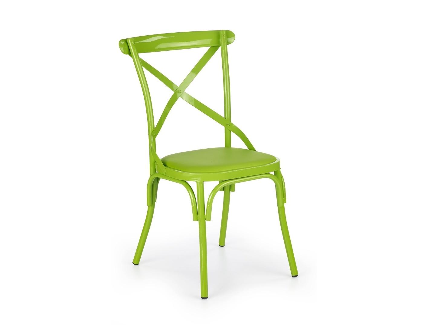 Halmar Židle K216, zelená