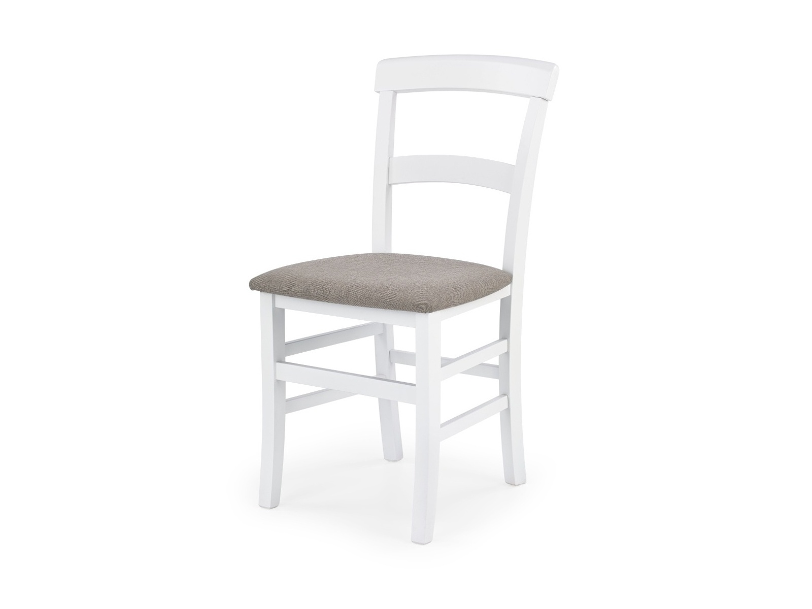 Halmar Jídelní židle TAPO, bílá