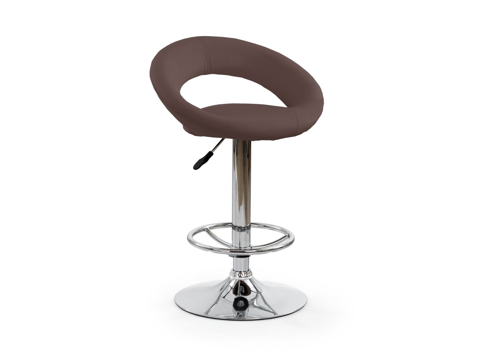 Halmar Barová židle H-15, hnědá