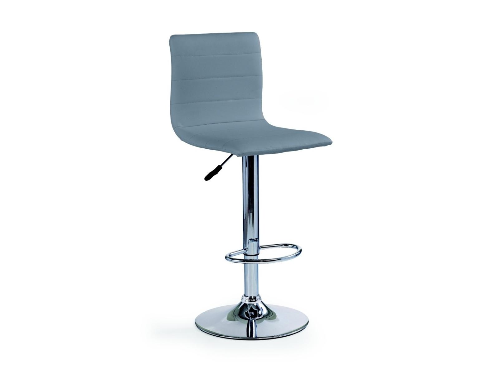 Smartshop Barová židle H-21, šedá