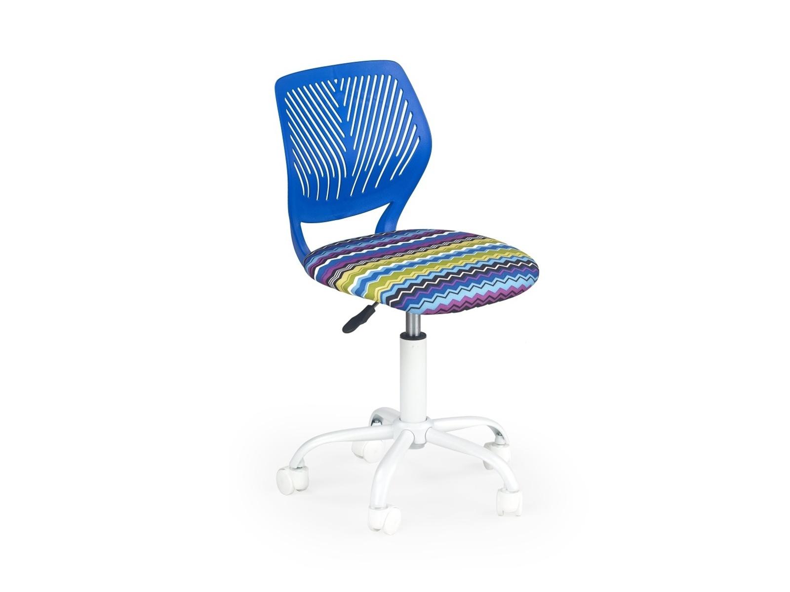 Halmar Dětská židle BALI, modrá