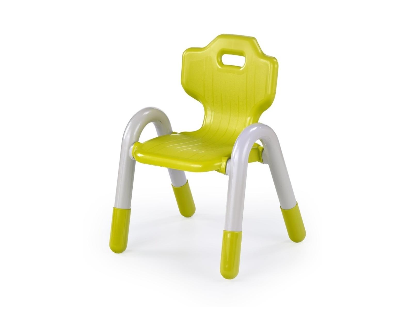 Halmar Dětská židle BAMBI, zelená
