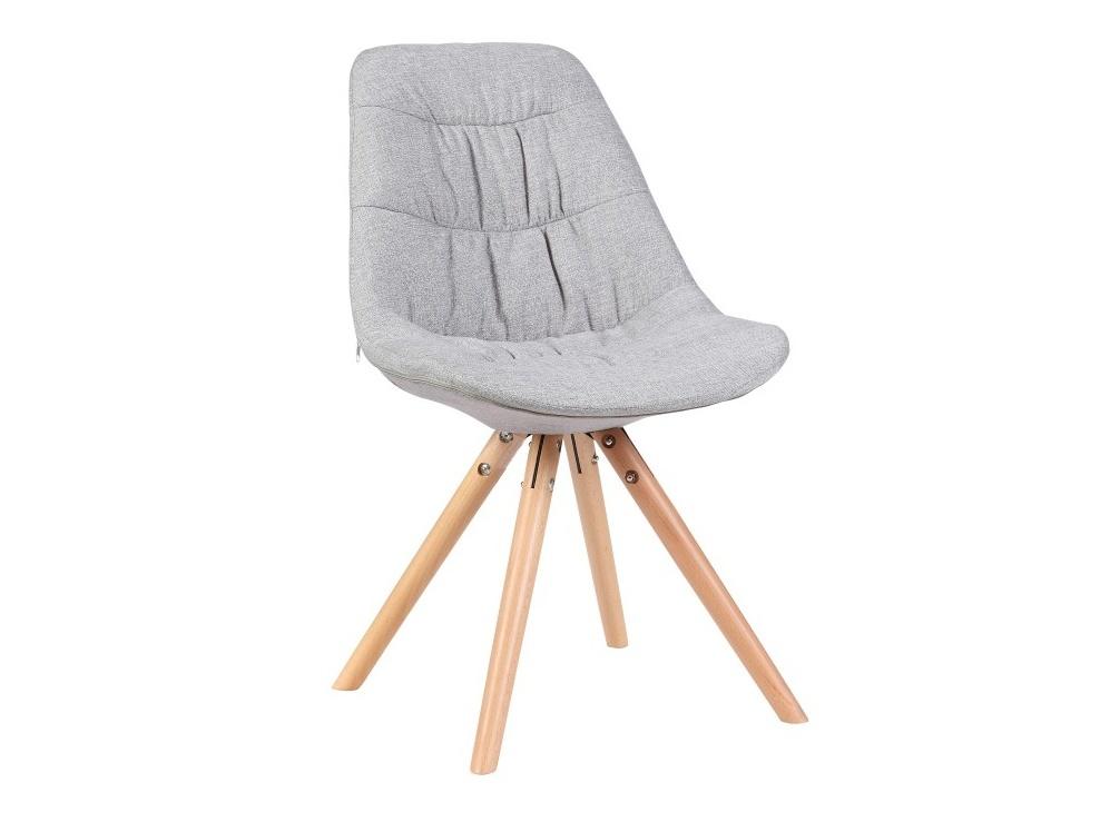Tempo Kondela REGE TYP 1 židle, šedá/dub
