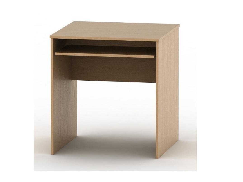 Tempo Kondela PC stůl s výsuvem TEMPO AS NEW 023, buk