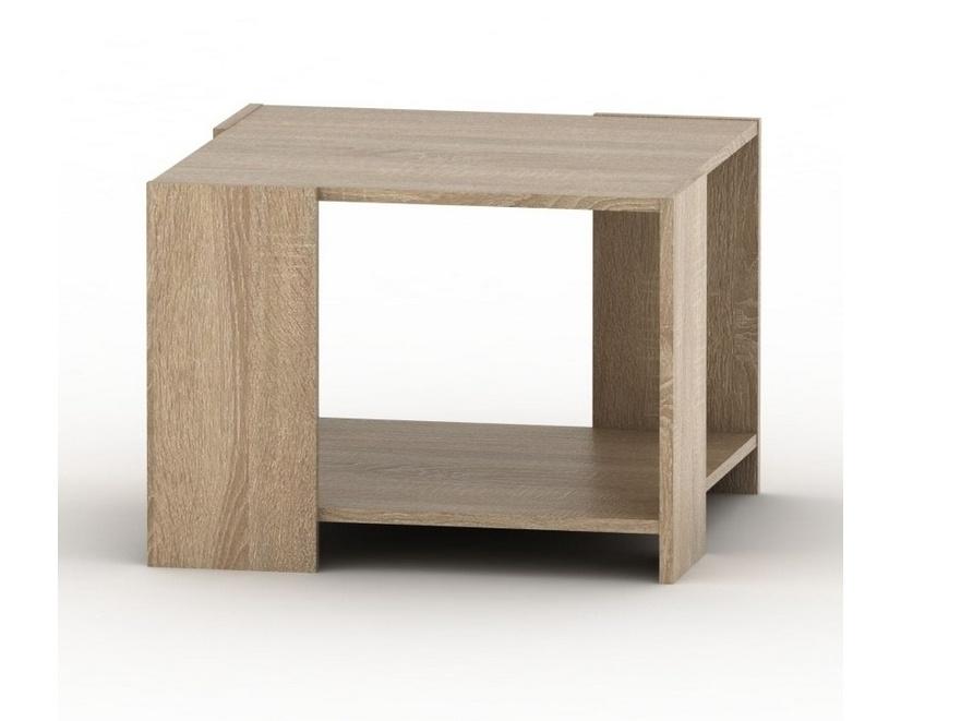 AMPAT konferenční stolek, dub sonoma