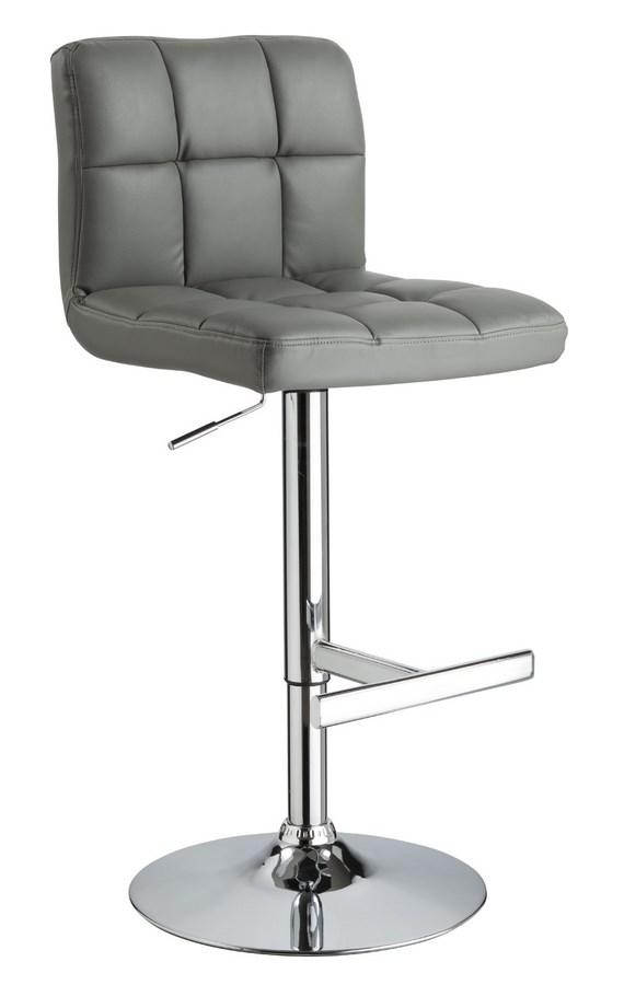 Smartshop Barová židle KROKUS C-105 šedá