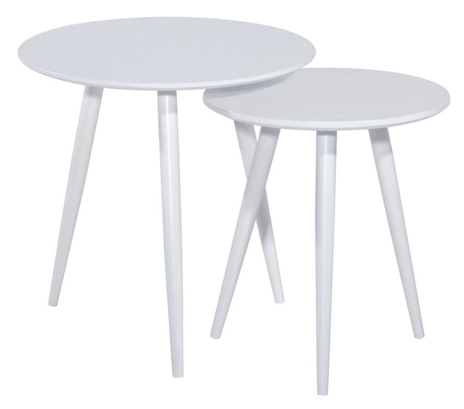 Konferenční stolky CLEO, bílý