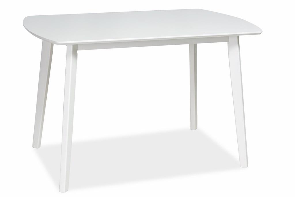 Jídelní stůl LUTON, bílá