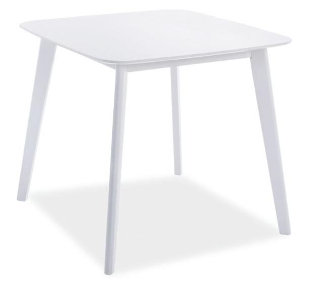 Jídelní stůl SIGMA, bílá