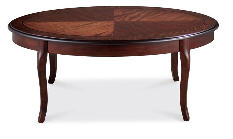 Smartshop Konferenční stolek ROYAL C, ořech