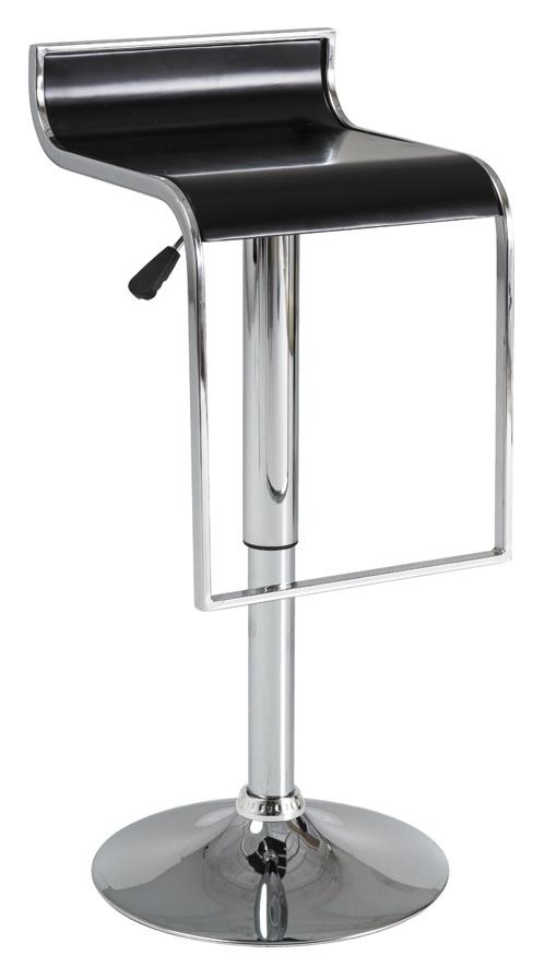 Smartshop Barová židle C-620, černá