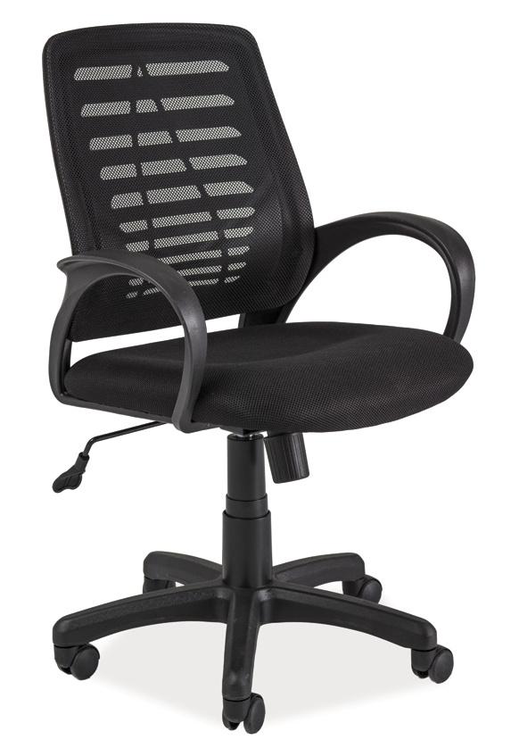 Smartshop Kancelářské křeslo Q-073 černá