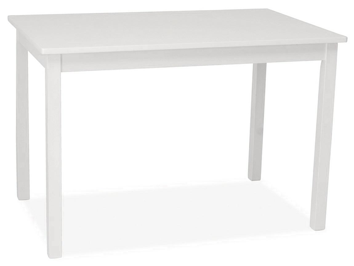 Jídelní stůl FIORD, bílá