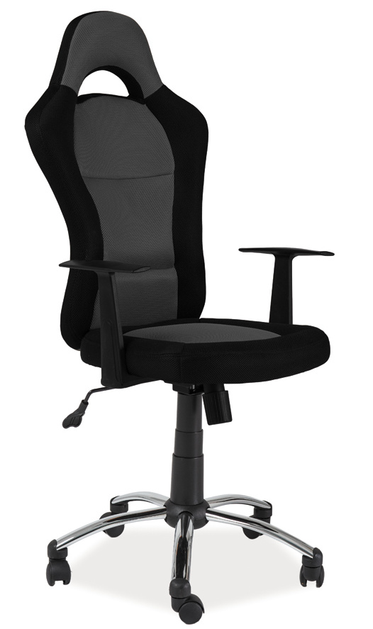Kancelářské křeslo Q-039 černá