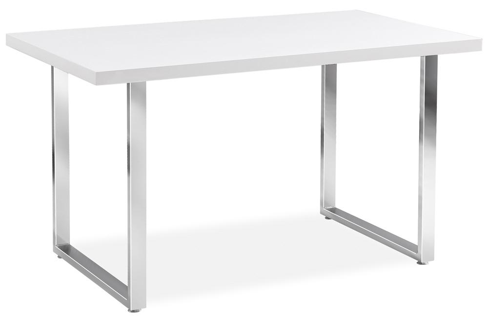 Jídelní stůl RING, bílá