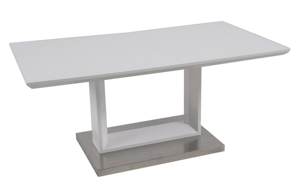 Smartshop Konferenční stolek RIVA bílý