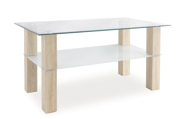 Smartshop Konferenční stolek MORENA, dub sonoma