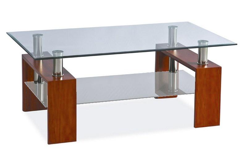 Smartshop Konferenční stolek LISA II, calvados