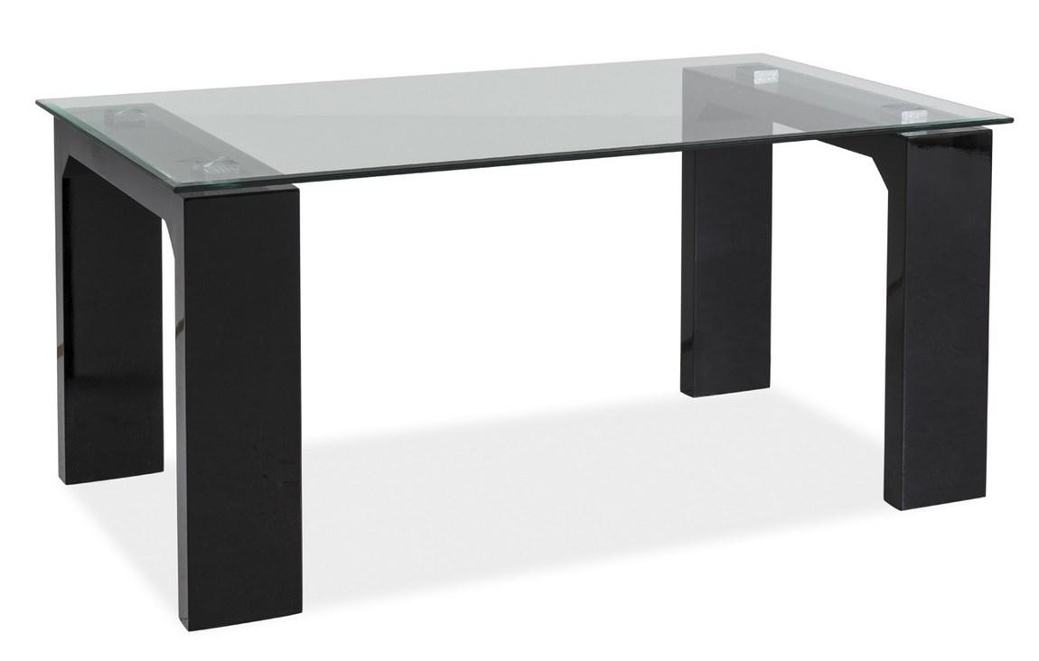 Smartshop Konferenční stolek SCARLET černá