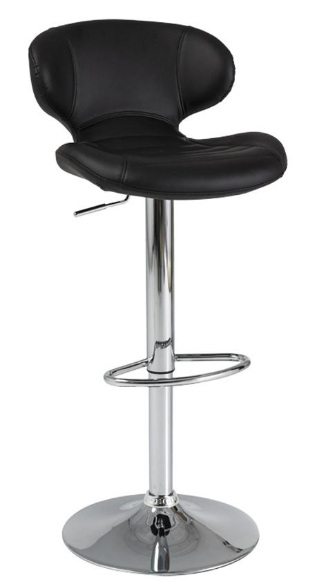 Smartshop Barová židle C-140, černá