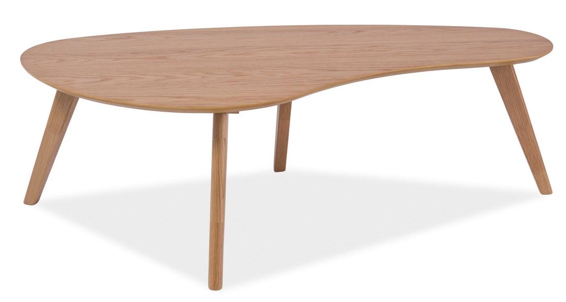Konferenční stolek AUREA, dub