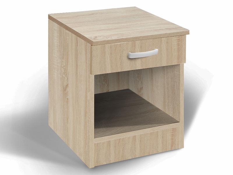 MATIS Noční stolek ALFA, dub