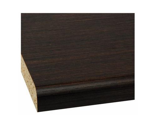 MORAVIA FLAT Pracovní deska ke kuchyním MILO a POLO, wenge - 100 cm
