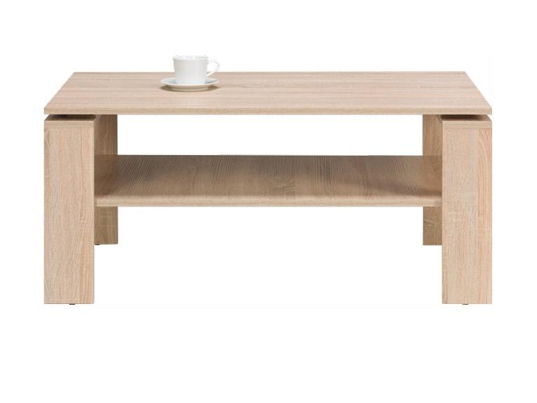 DOSS konferenční stolek, dub sonoma