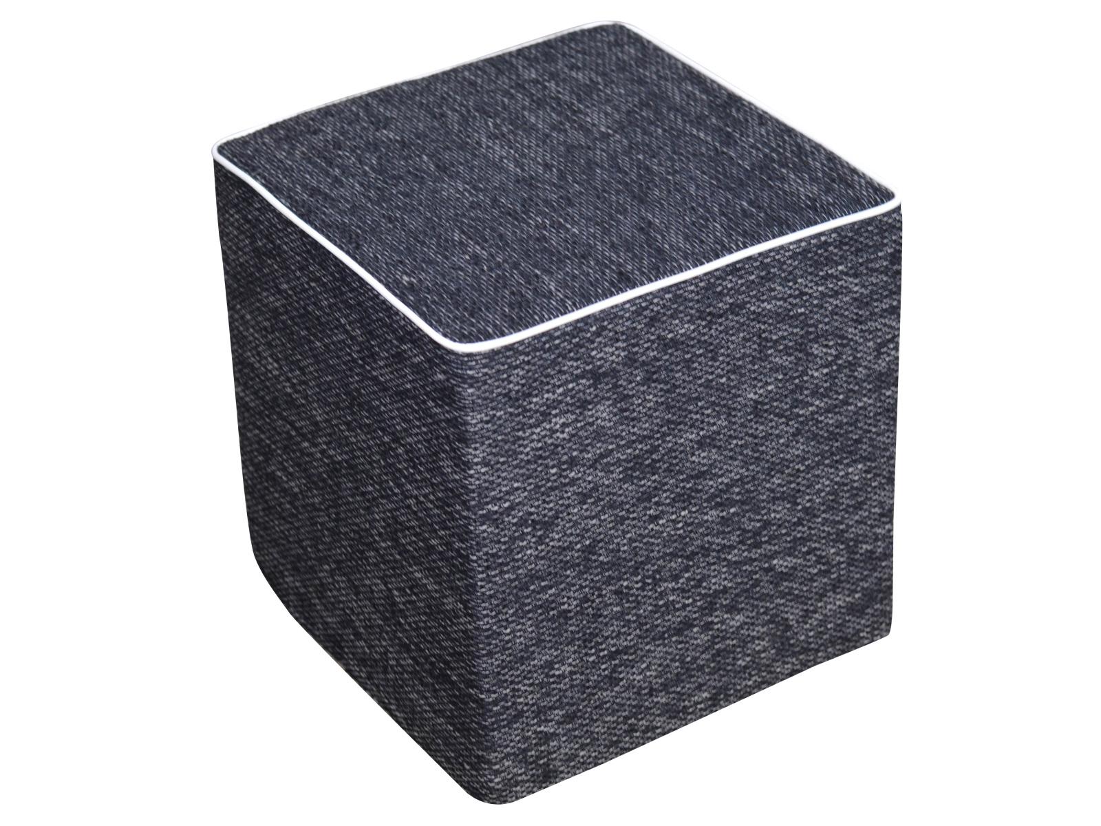 Smartshop Univerzální taburet, černý