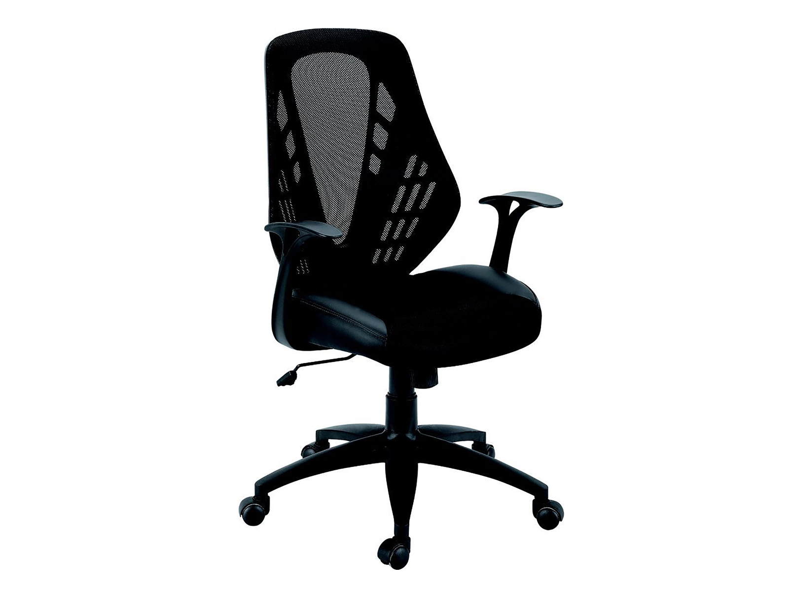 DEMEYERE SHARK kancelářské křeslo, černá